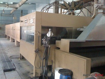 Spraying lines - Gozzini - 3000 single 12