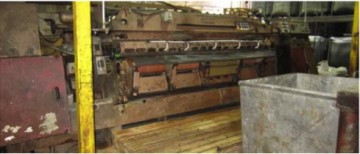 Splitting Machines - Moenus-Turner - Novosplit 734