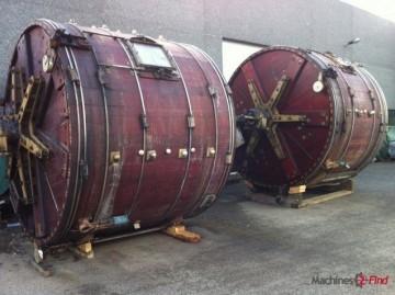 Drums - Olcina - Cangilones