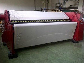 Through-Feed Stretching Machines (WET) - Cartigliano - SSIM 3600