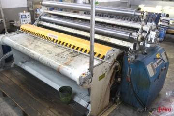 Roller Coating Machines - Incoma - Supercoat 3400
