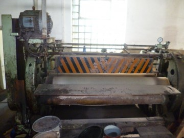 (roller) Sammying Machines Reverse - Rizzi - PR