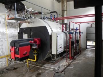 Boilers - 3000KG