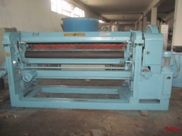 Rotary Ironing Machines - Mercier-Frères - Finiflex