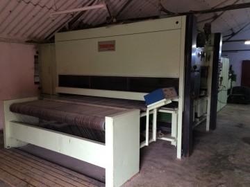 Spraying lines - Tomboni - LINEAR single cabin