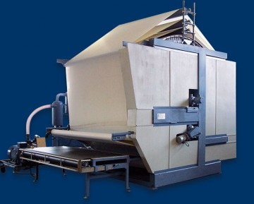Vacuum Driers / Cooling Towers / Loaders - Baggio - Stargate
