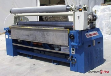 Roller Coating Machines - Incoma - Versus RS 2200