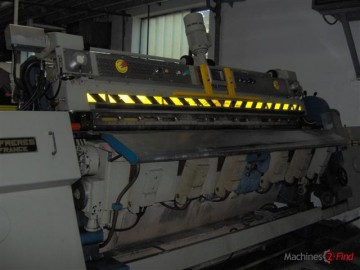 Splitting Machines - Mercier-Frères - Scimatic 4