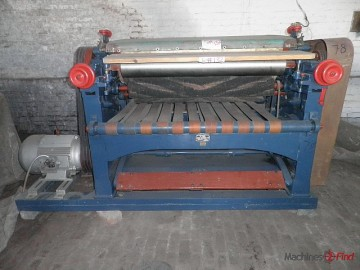 Roller-Buffing - Turner - Fulminosa