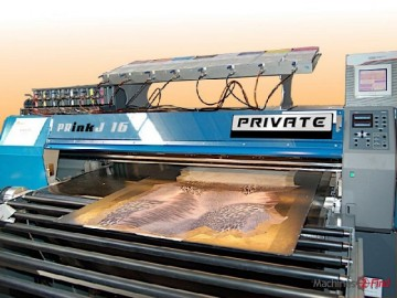 Dyeing machines through-feed - Mimaki - PRinkJ16 (JV5 Mod)