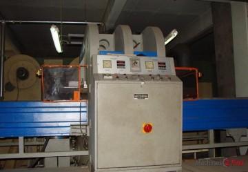 Presses, ironing & embossing - Mostardini - MP8 MS2