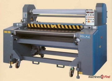 Roller Coating Machines - Rollmac - Uniroll FC 180