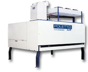 Drying tunnels - Poletto - CDZ 20