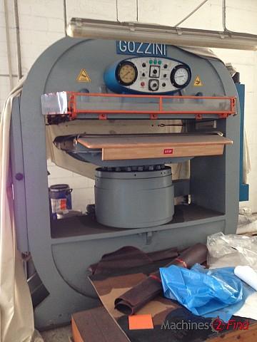 Presses, ironing & embossing - Gozzini - ST-500