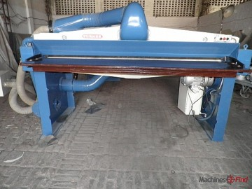 Dedusting machines - Turner - 631-B