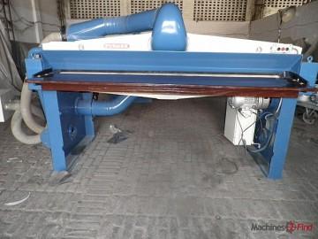 Dedusting machines - Turner - 631-B