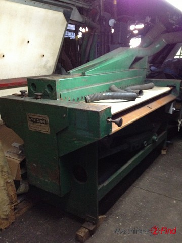 Dedusting machines - Speco - Dedusting