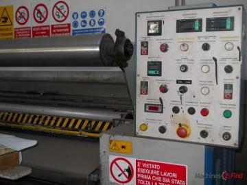 Roller Coating Machines - Dascomar - Rollkim 1800/3