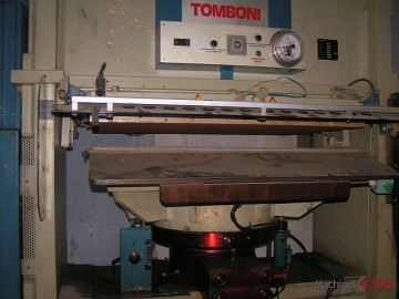 Presses, ironing & embossing - Tomboni - LED RT