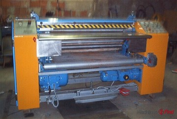 Ironing machines - Bodysteel, Cots - Ironing machine