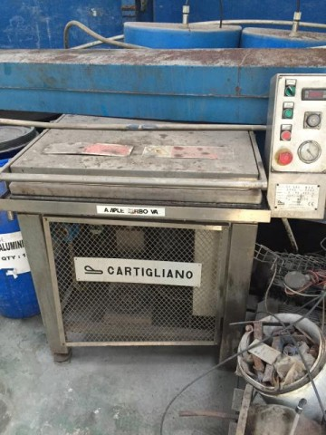 Vacuum Driers / Cooling Towers / Loaders - Cartigliano - Sottovuoto