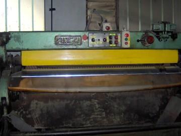 Shaving Machines & Equipment - Rizzi - RL 9