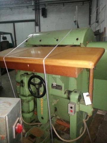 Polishing Machines - Aletti - Polira