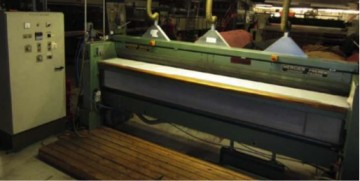 Ironing Through-Feed - Mercier-Frères - Finiflex