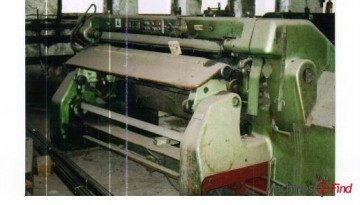 Shaving Machines (reverse) - Rizzi - RLA 10