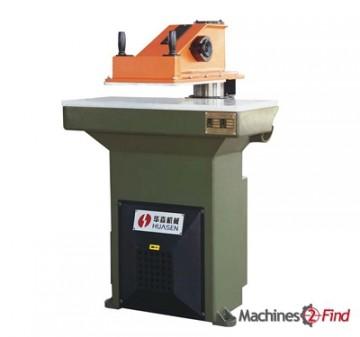 Clicking and cutting presses - Huasen - HSA/B