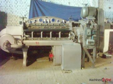 Splitting Machines - Turner - 35