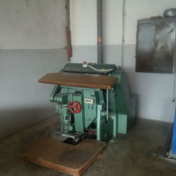 Polishing / Glazing machines - Ficini - FR 600