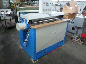Ironing machines - Selbeck - Lustrematic
