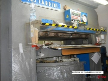 Presses, ironing & embossing - Mostardini -