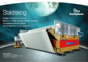 Through-Feed Stretching Machines (WET) - Cartigliano - Staktreking