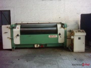 Rotary Ironing Machines - Polvara - Satilux