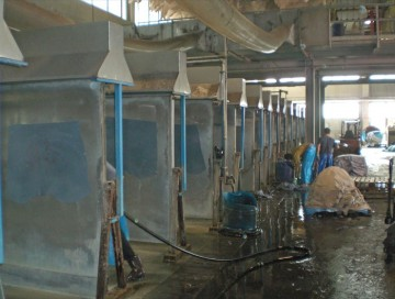 Pasting driers - Baggio - Secotherm