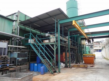 Filter presses - Tefsa - 1200x1200 big bore