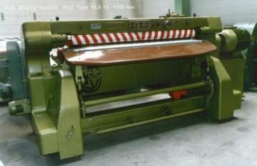 Shaving Machines (reverse) - Rizzi - RLA 10