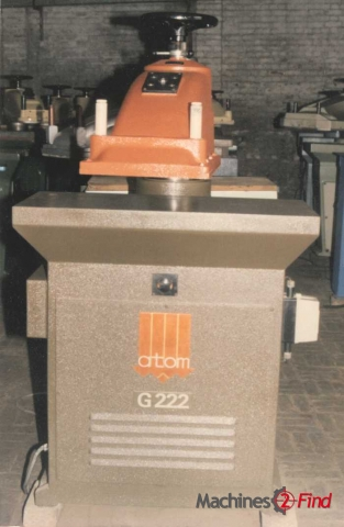 Clicking and cutting presses - Atom - G-222