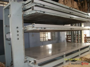 Vacuum Driers / Cooling Towers / Loaders - TB - Tiara - 4 S