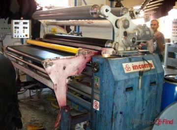 Roller Coating Machines - Incoma - Versus Soft 1800