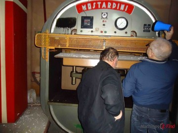 Presses, ironing & embossing - Mostardini - MP6MS
