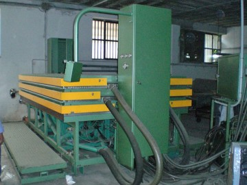 Vacuum Driers / Cooling Towers / Loaders - Incoma - TM2