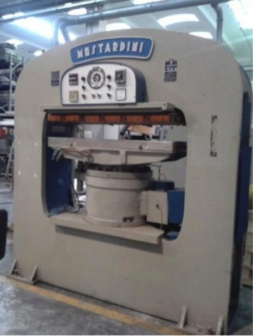 Presses, ironing & embossing - Mostardini - MP 8 M
