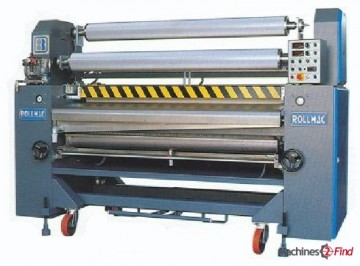 Roller Coating Machines - Rollmac - Uniroll RC Lux 1800/3