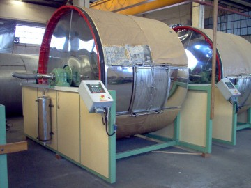 Milling - Hisar - Dry Milling Drum