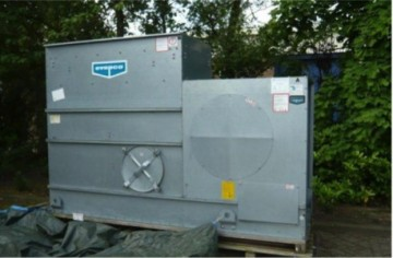 Vacuum Driers / Cooling Towers / Loaders - Evapco - LPT-316