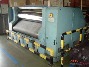 Embossing Through-Feed - Rotopress - Contilux CLX