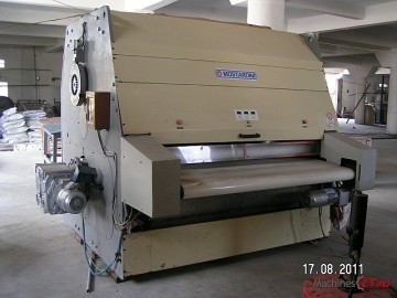 Ironing & Embossing Through-Feed - Mostardini - Continua WS-3